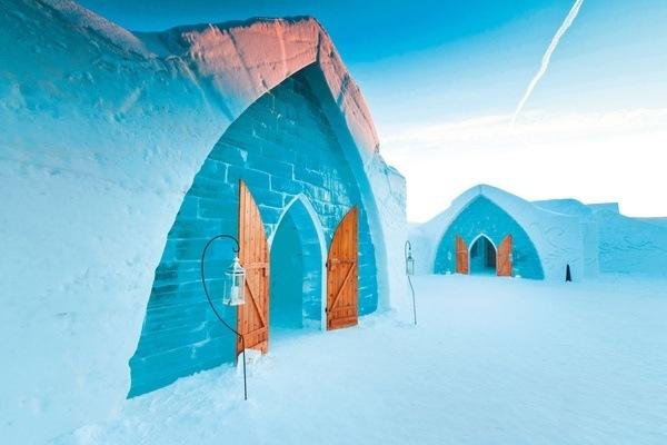 Ice Hotel Quebec City