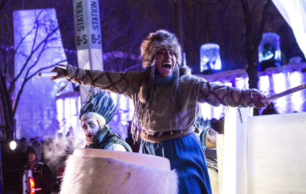 Winter Carnival Quebec