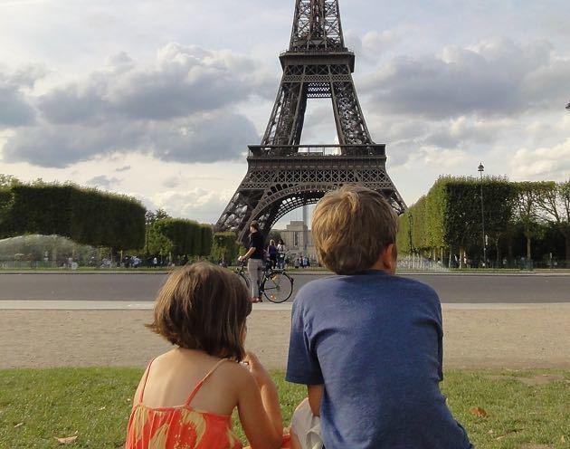 Paris Picnic Parks