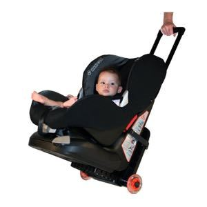 how to carry infant car seat