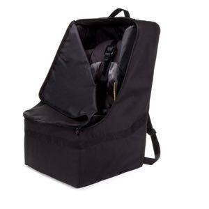 Padded Car Seat Bag - Backpack Style