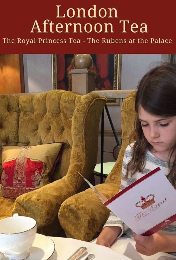 Best Afternoon Tea for Kids London