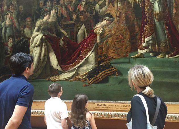 Context Travel Private Louvre Tours