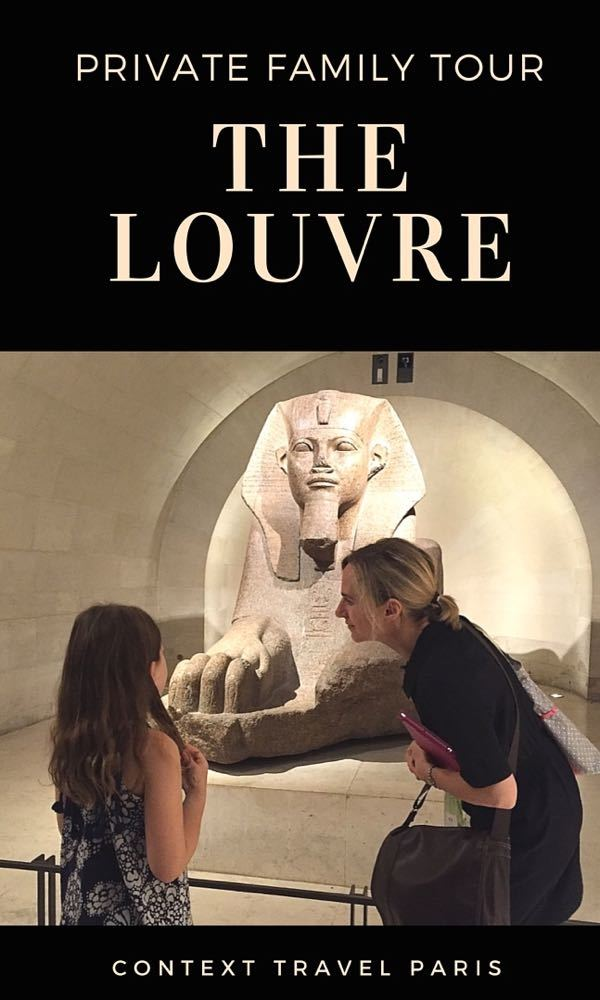 Louvre Tour for Kids