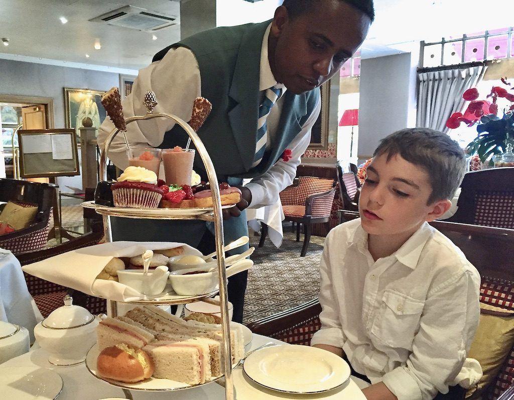 Best Children's Afternoon Tea London