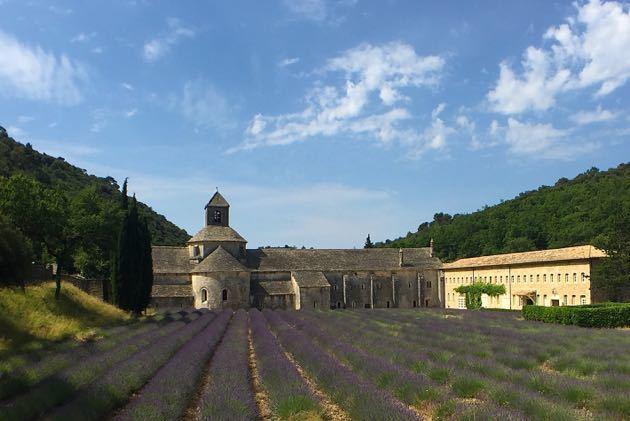 Senaque Abbey Provence Luberon