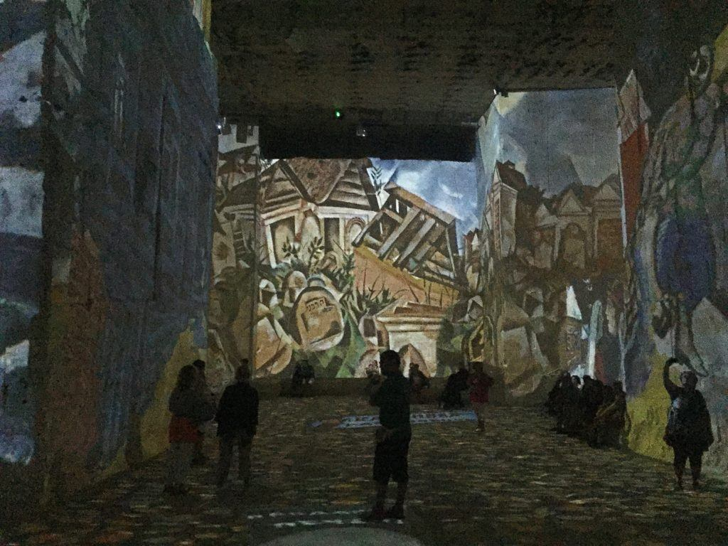 Things to do in Provence - Carrieres de Lumieres