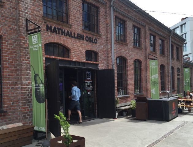 Mathallen Oslo Food Market