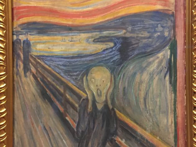 The Scream - National Art Gallery Oslo