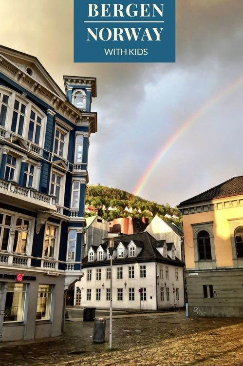 Things to do in Bergen with Kids