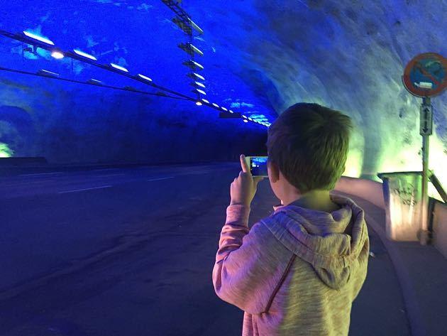 Longest Tunnel Norway