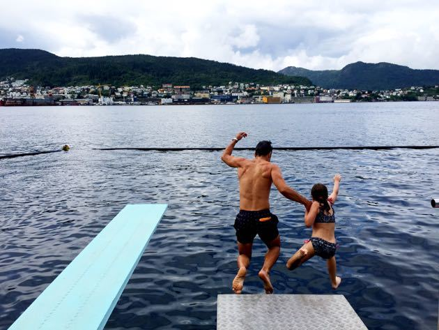 Nordnes Park Pool Bergen