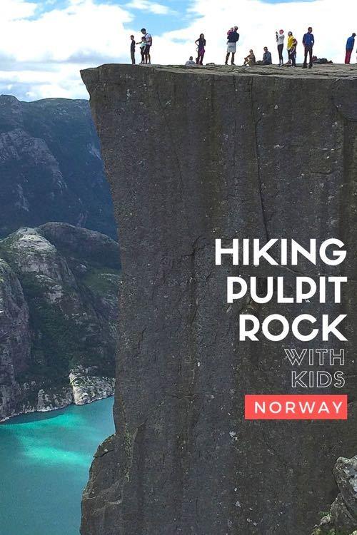 Pulpit Rock Hike
