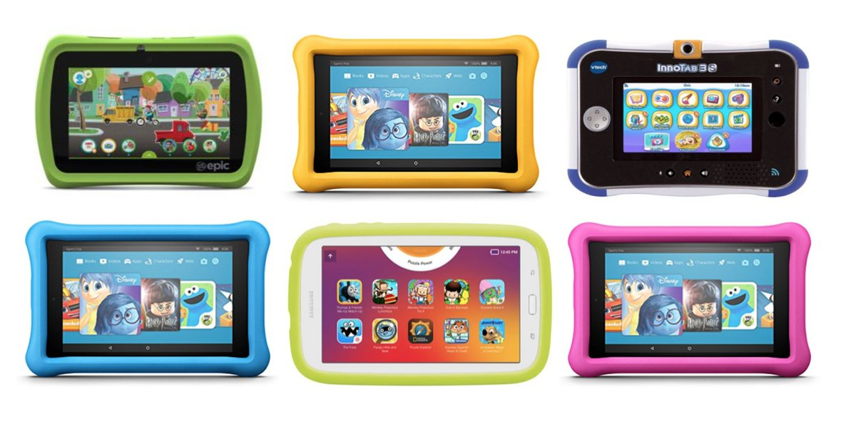 The Best Tablet For Kids 2018 The Best Tablet For Toddlers 2018