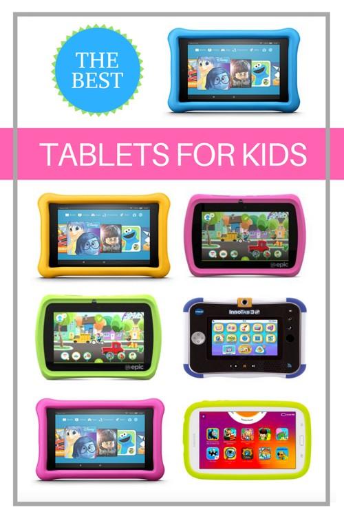 Best Kids Tablets 2018
