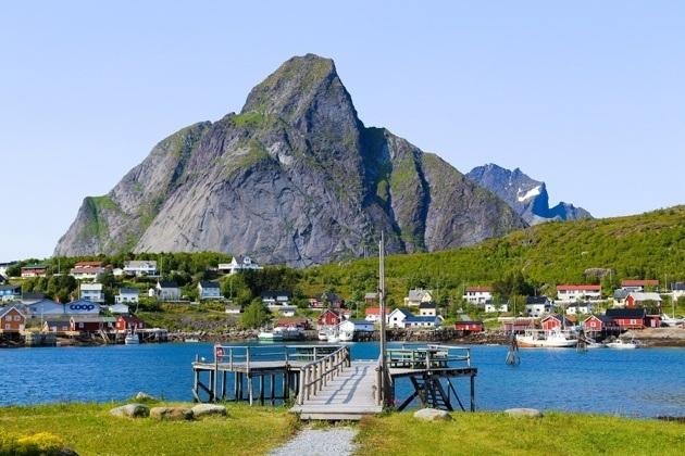 Reine, Lofoten Islands