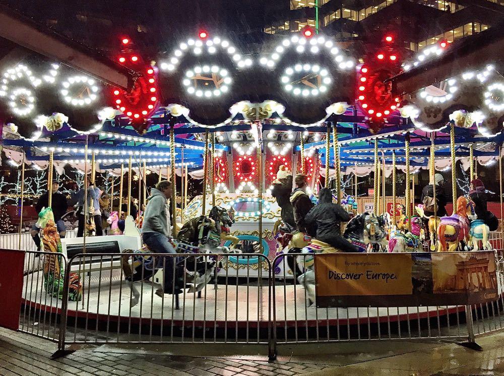 Vancouver Christmas Market 2019