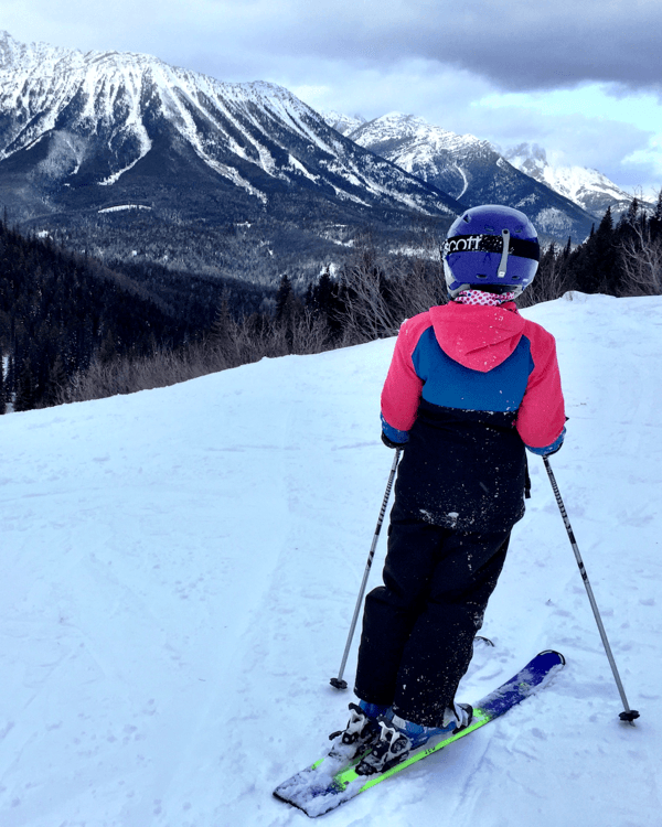 Ski Fernie Alpine Resort, British Columbia – with Kids