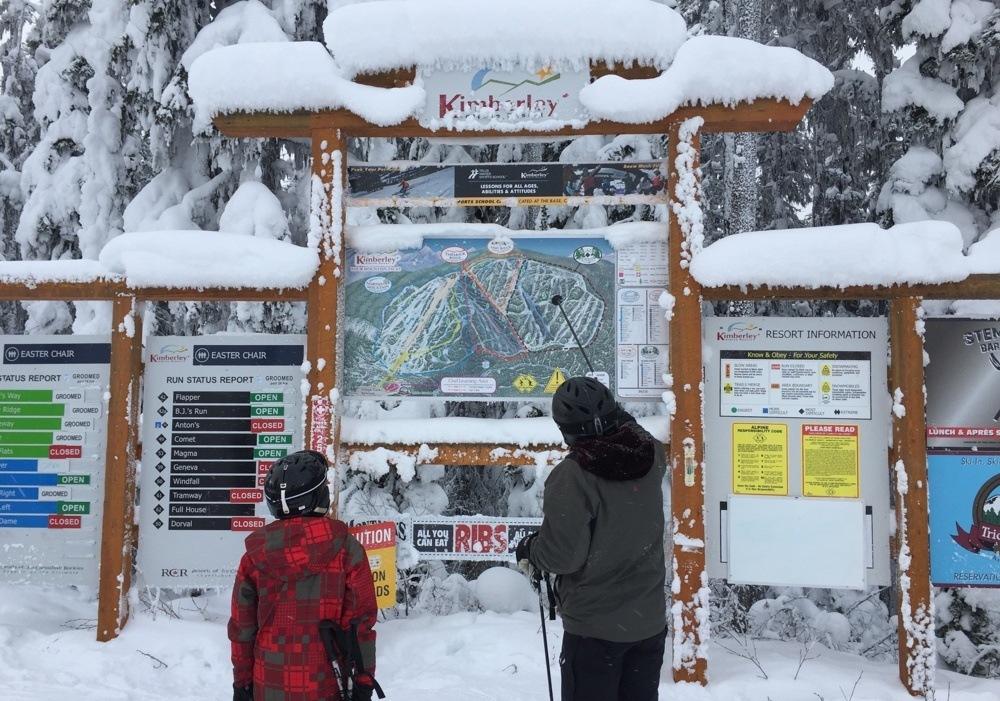 Ski Kimberley BC