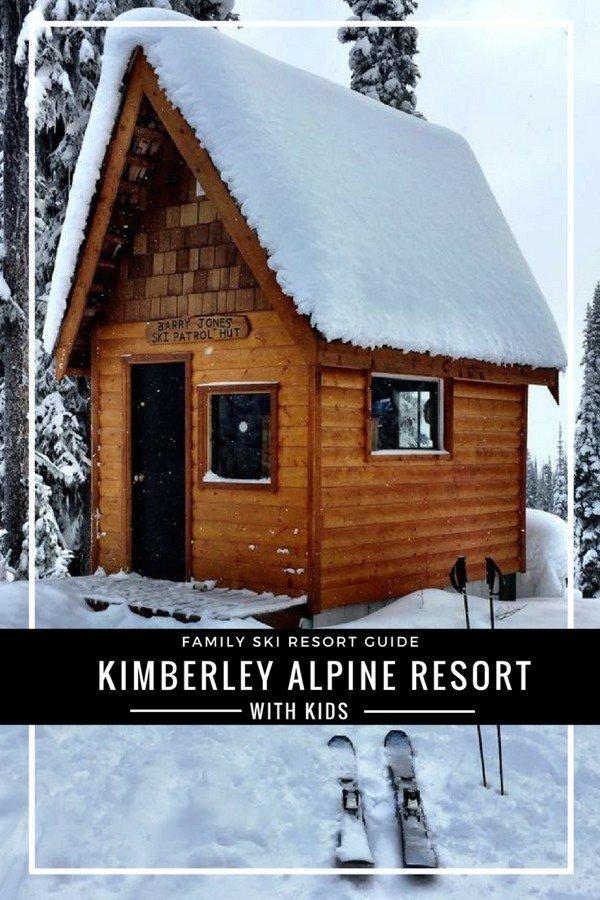 Kimberley Alpine Resort with Kids - Ski Guide