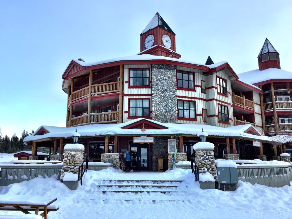 Ski kimberley alpine resort with kids pint size pilot for The alpine lodge