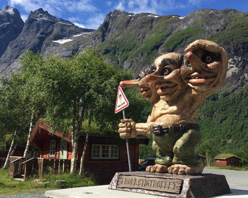 Trollstigen Camping and Guesthouses