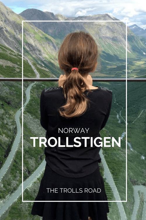 Norway - Driving the Trollstigen (Trolls Road)