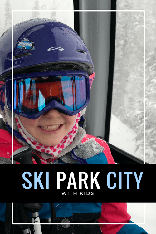 Park City Ski Resort with Kids