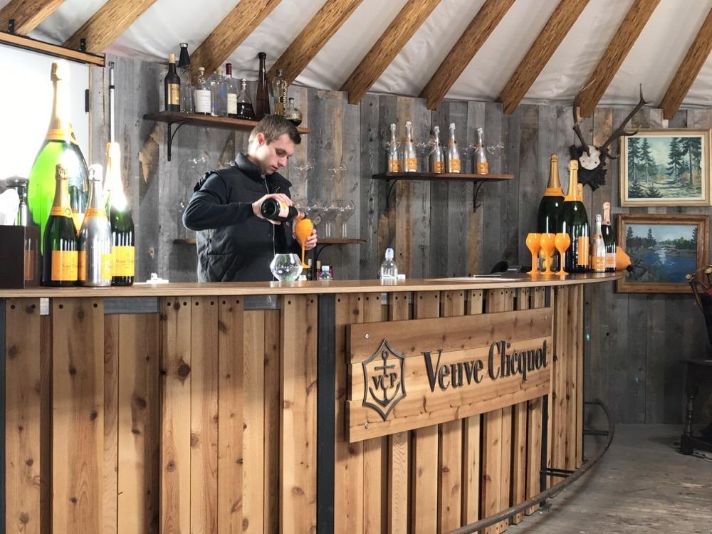 Veuve Lounge Deer Valley