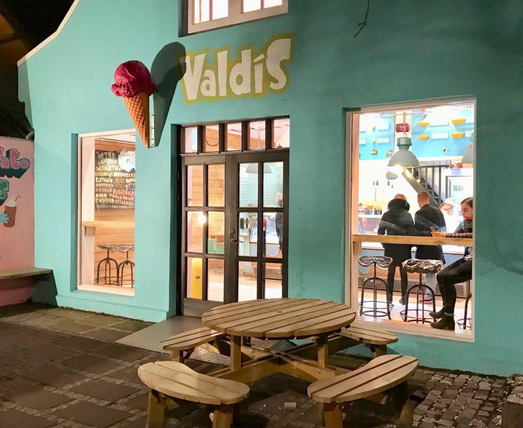 Best Ice Cream in Reykjavik