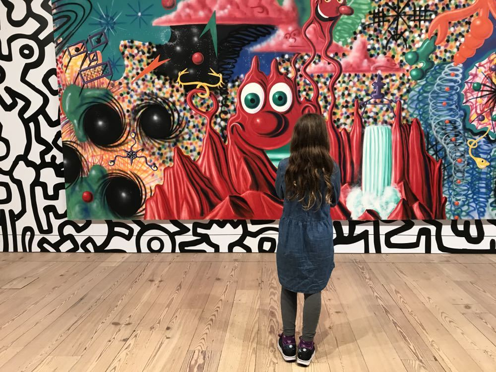 Whitney Museum with Kids
