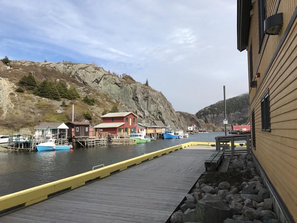 Quidi Vidi, St. John's, Newfoundland