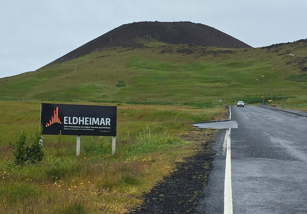 Eldheimar Volcano Museum