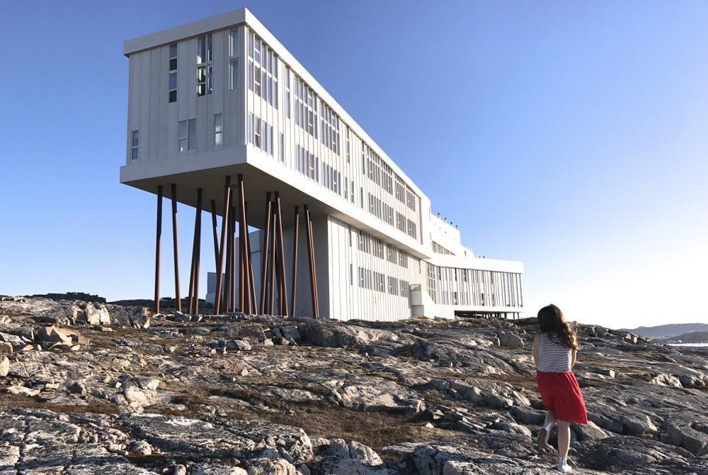 Fogo Island Inn – Newfoundland Canada