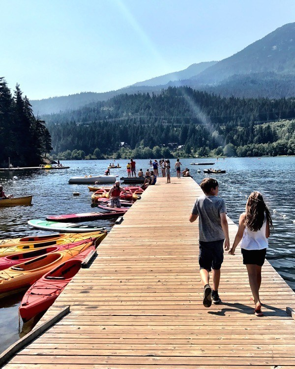 Whistler with Kids – Summer Guide 2021