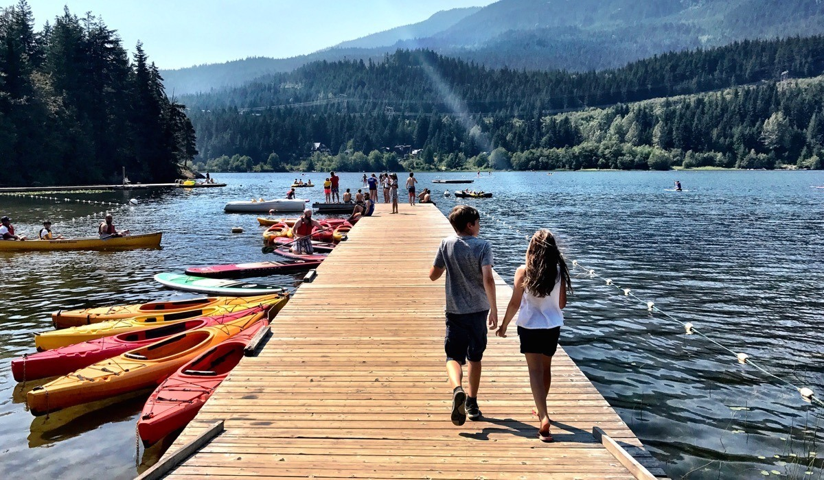 10 Things To Do In Whistler With Kids The Summer Guide