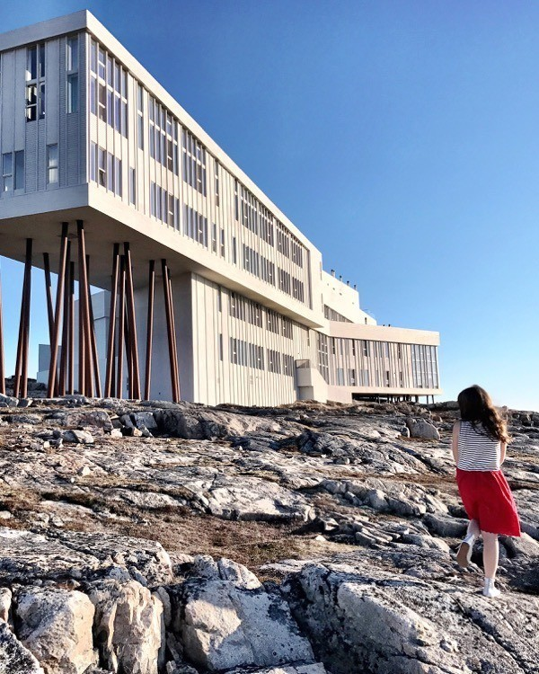Once in a Lifetime at the Fogo Island Inn