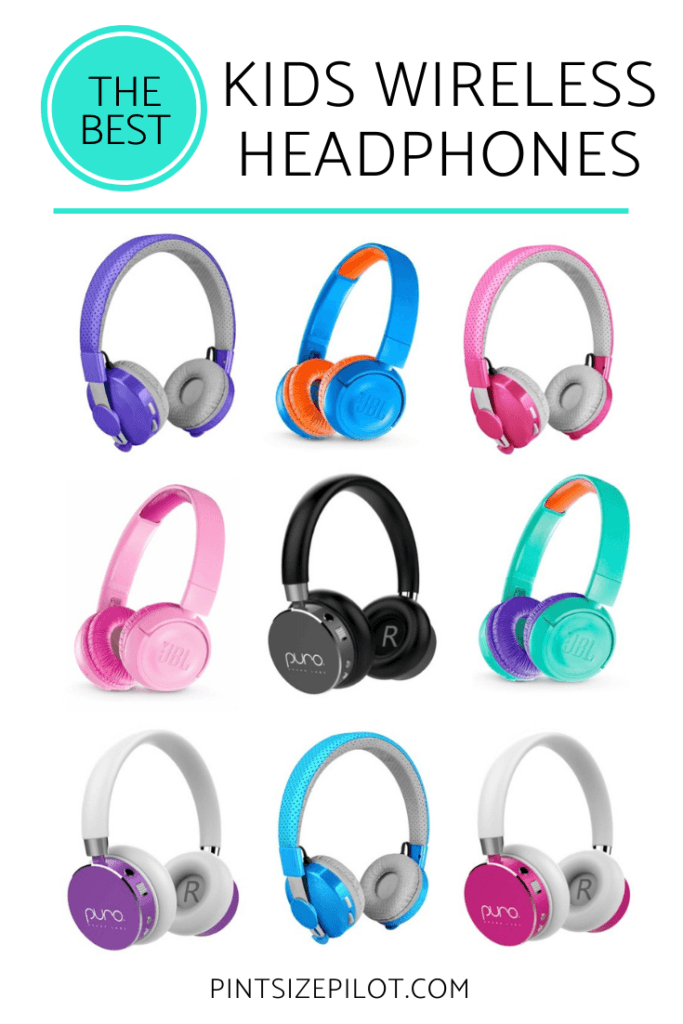 Best Kids Wireless Headphones - Best Kids Bluetooth Headphones