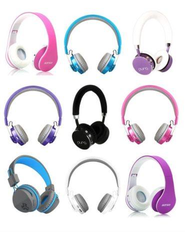 Best Kids Wireless Headphones / Kids Bluetooth Headphones