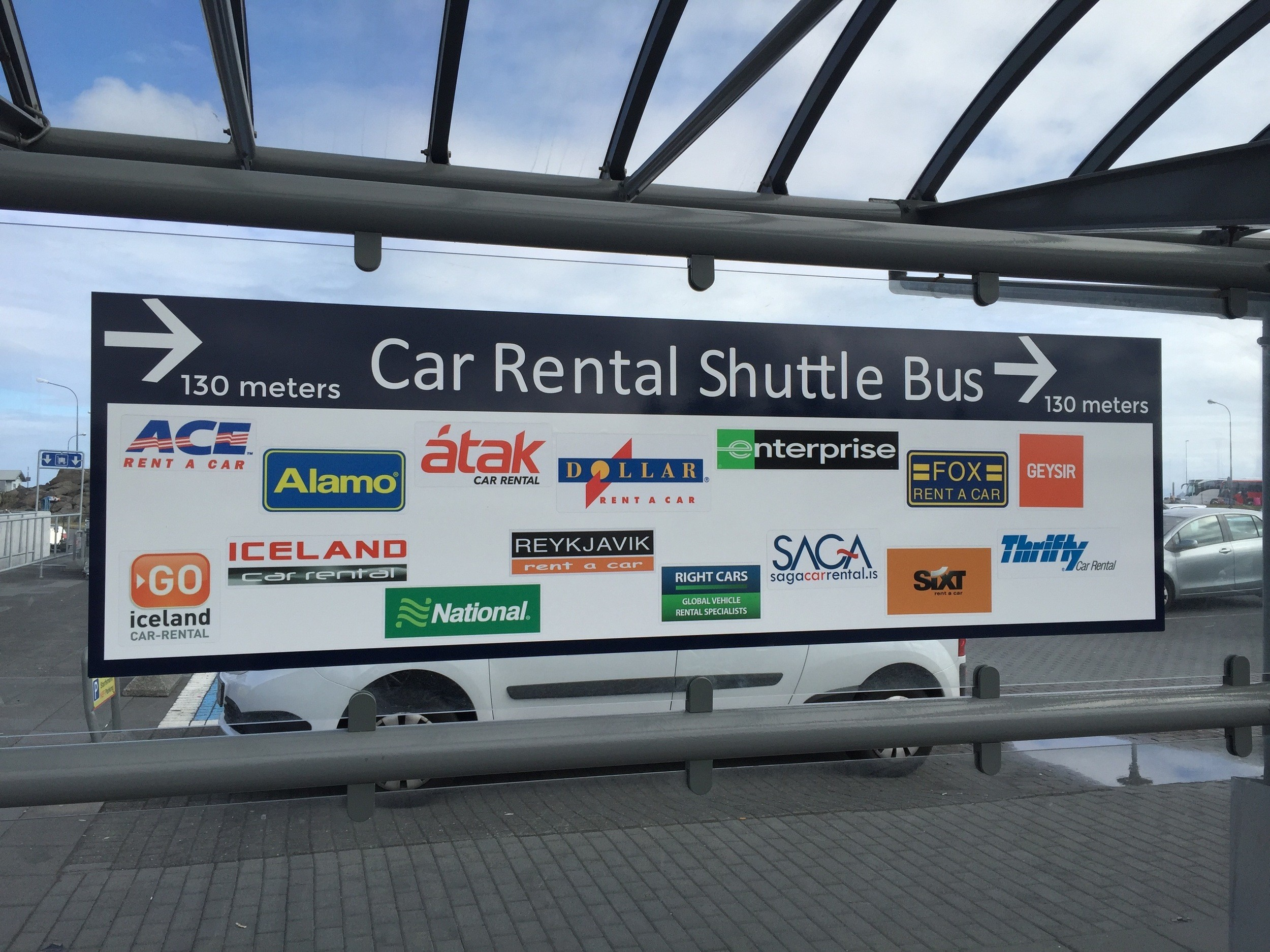Geysir Car Rental Airport
