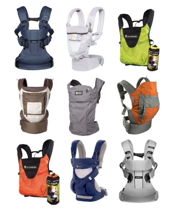 The Best Lightweight Baby Carriers for Travel