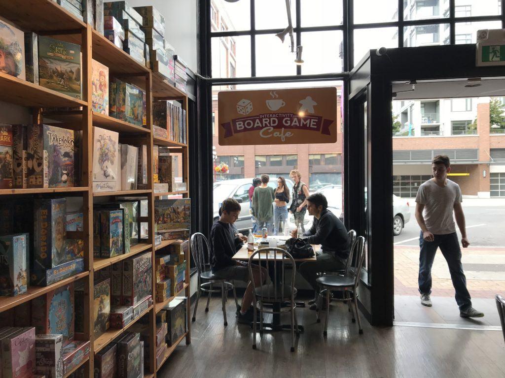 Victoria Board Game Cafe