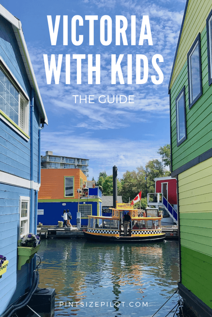 Thing to do in Victoria with Kids – Victoria for Kids Guide