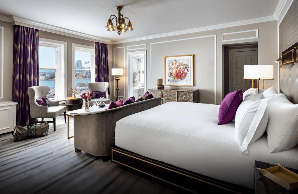 Fairmont Empress Luxury Family Hotel Victoria
