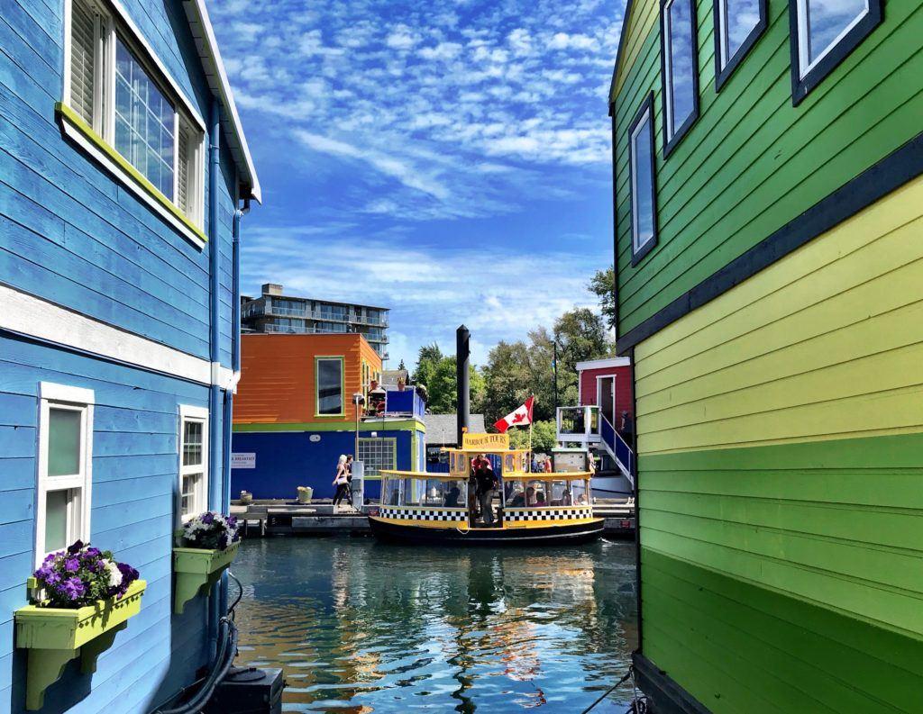 Victoria Harbour Ferry Service