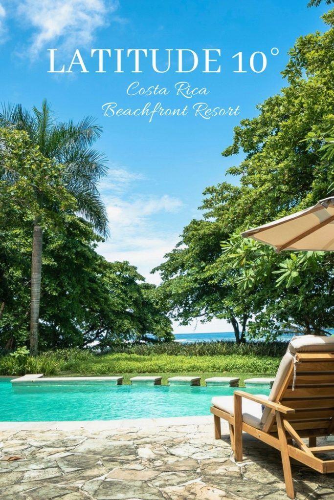 Latitude 10 Beachfront Resort - Costa Rica Family Vacation