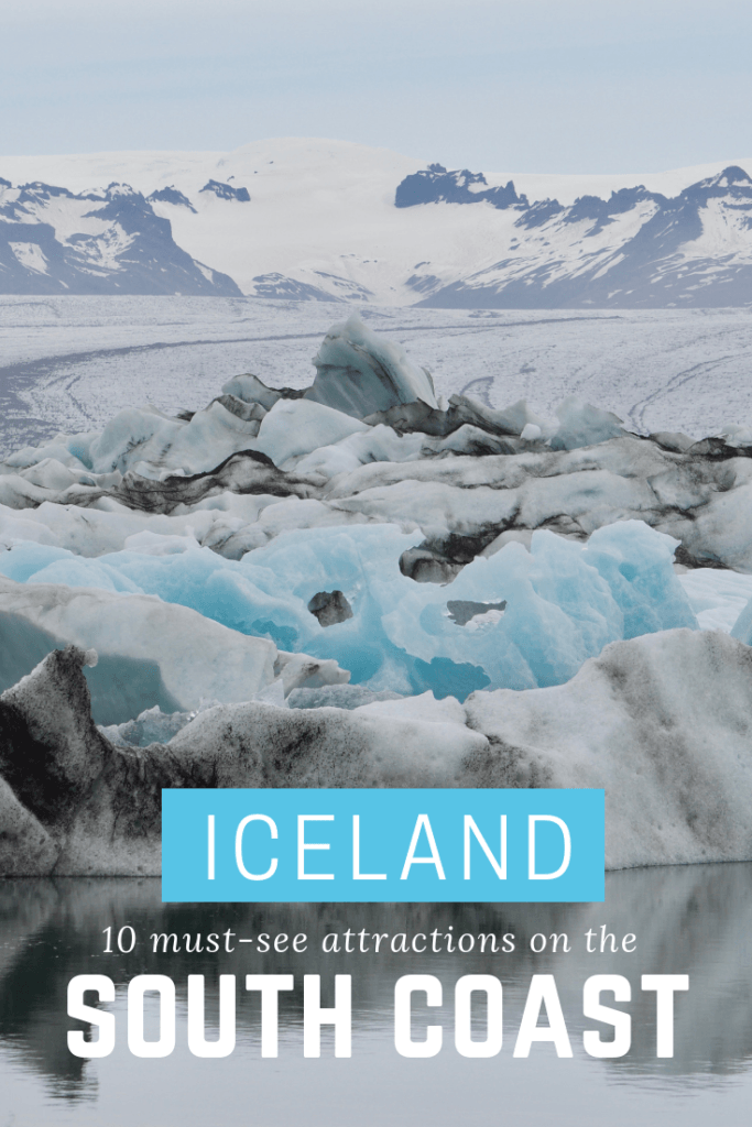 10 South Coast Iceland Attractions