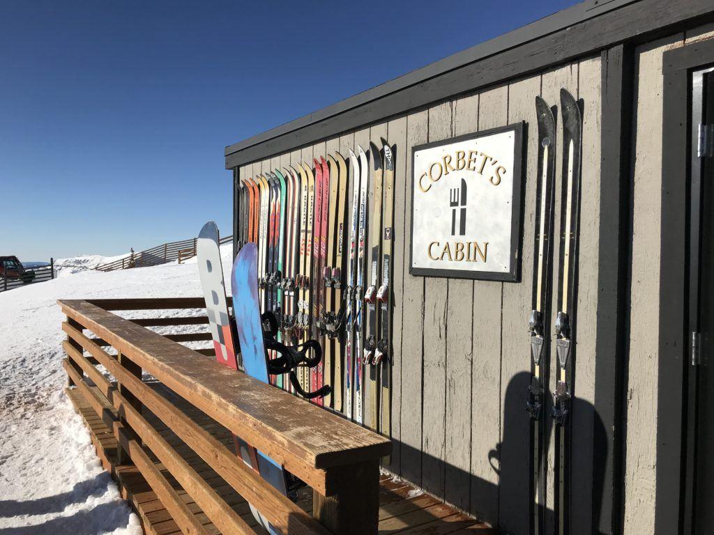 Corbet's Cabin Jackson Hole