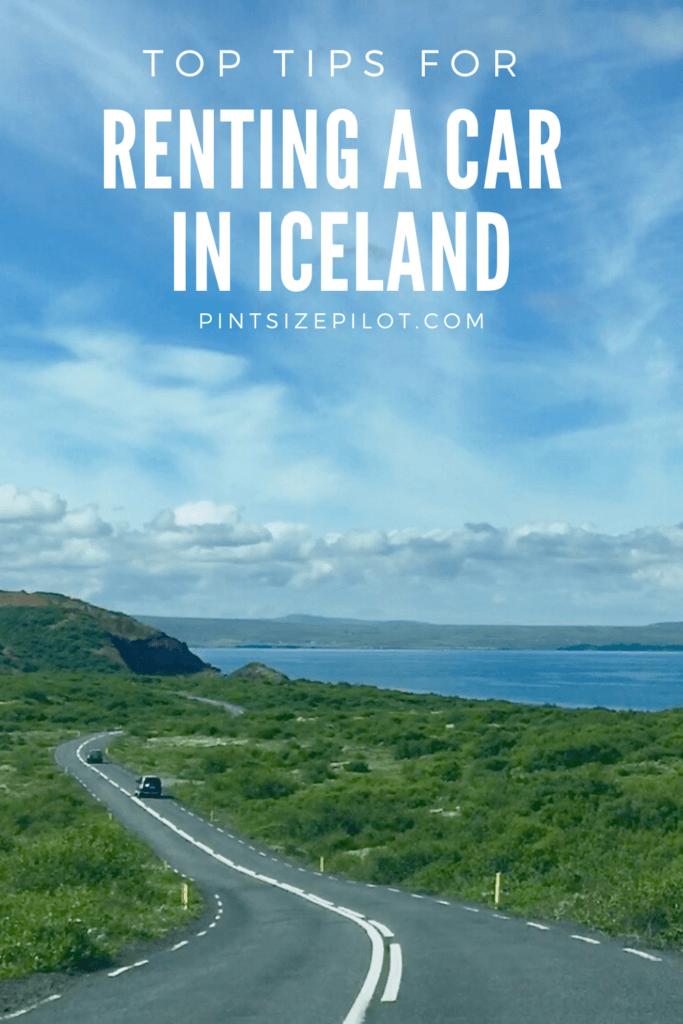 Best Car Rental Iceland Tips