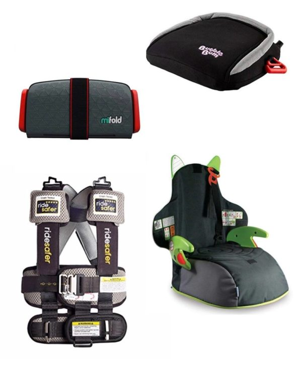 Best Travel Booster Seat Models